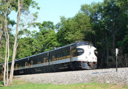 NS 952 - Office Car Special - June 25, 2016